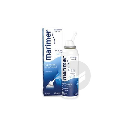 MARIMER S nas hygiène nasale Spray/100ml
