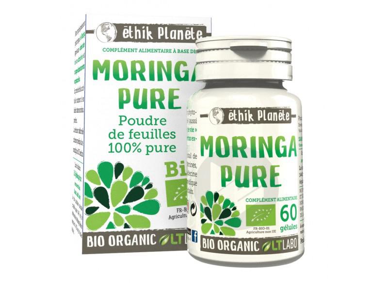 Moringa Pure Bio - 60 gélules