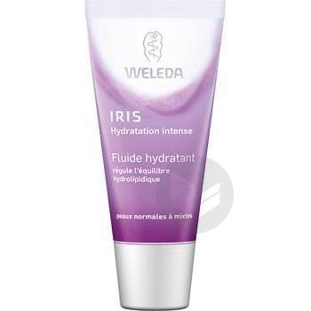WELEDA SOINS VISAGE IRIS Fluide hydratant T/30ml