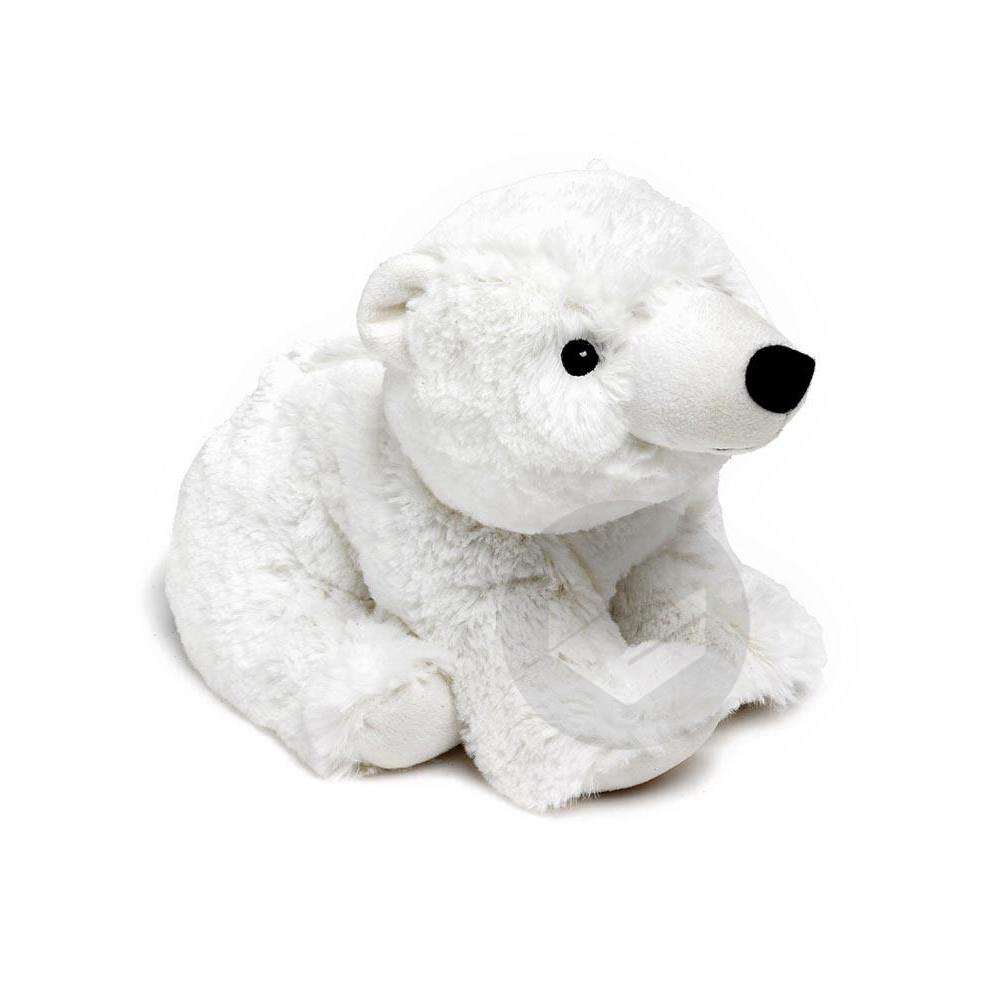 Cozy Peluches Bouillotte Ours Polaire