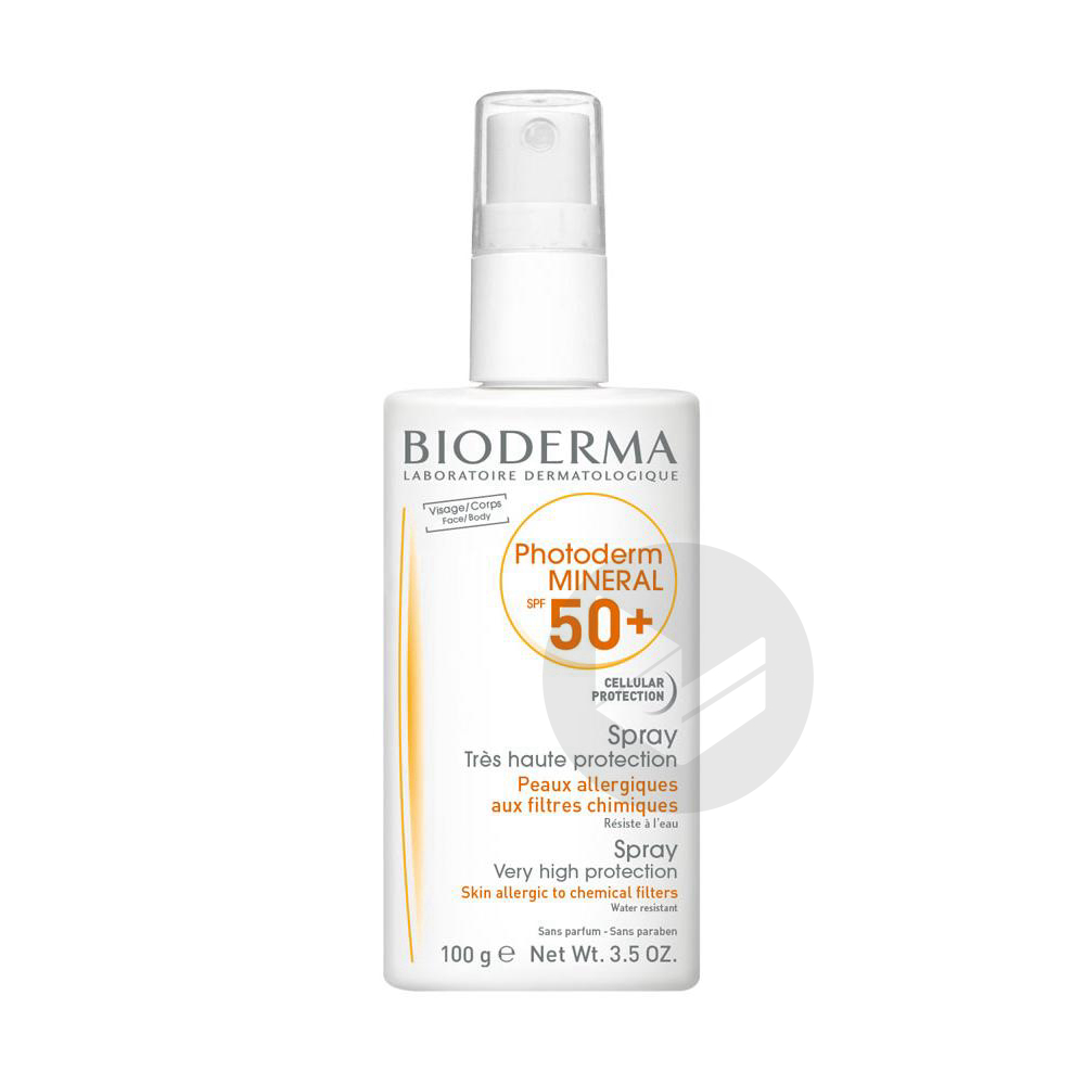 Photoderm Mineral Spf 50 Spray Fl 200 Ml