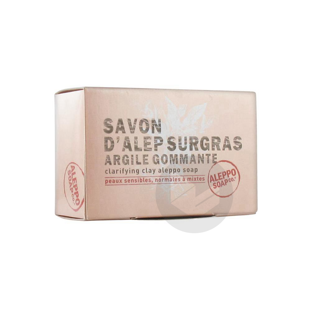 Tadé Savon d'Alep Surgras Argile Gommante 150 g