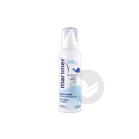 Marimer Baby S Nas Hygiene Nasale Spray 100 Ml