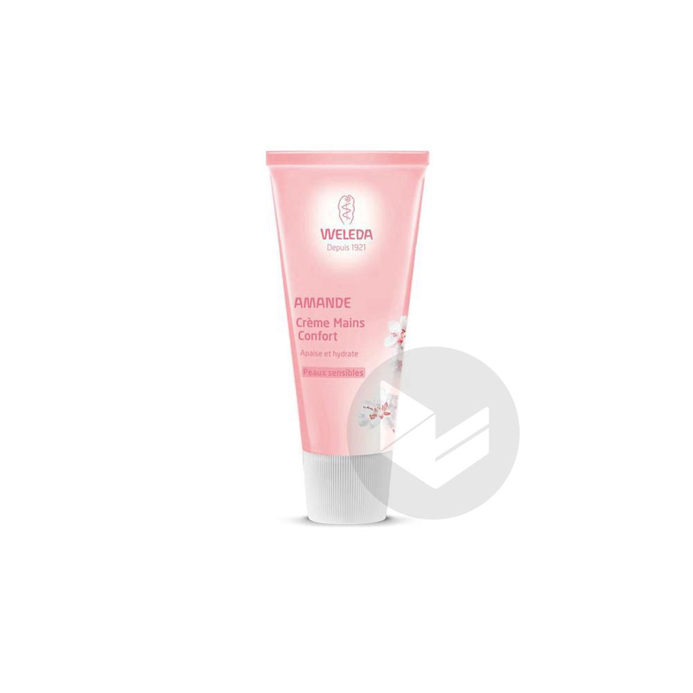 Soins Corps Cr Mains Confort Amande T 50 Ml