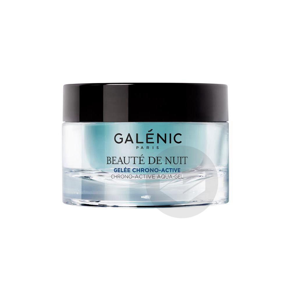 GALENIC MASQUE DE NUIT Gelée chrono active Pot/50ml