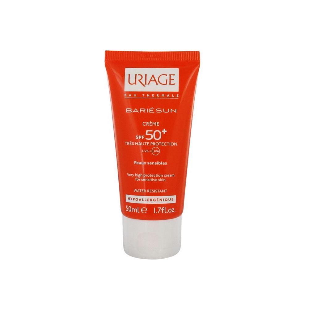 URIAGE BARIESUN SPF50+ Cr peau sensible T/50ml