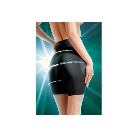 LYTESS MINCEUR FLASH Panty ventre plat noir S/M