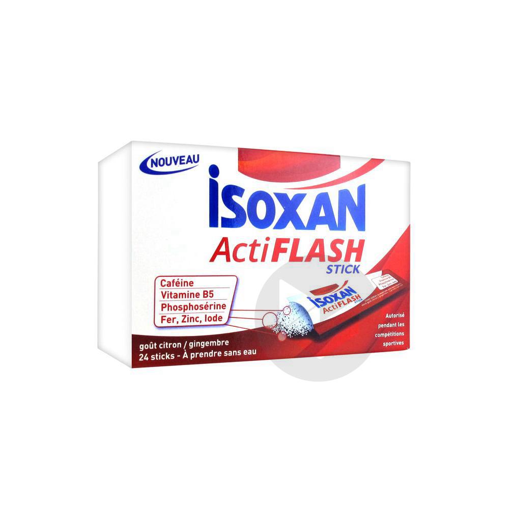 ISOXAN ACTIFLASH Pdr 24Sticks