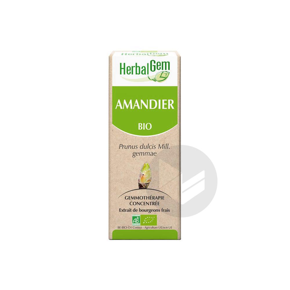 HerbalGem Bio Amandier 30 ml