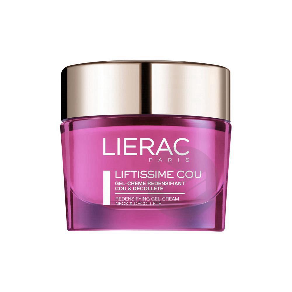 LIFTISSIME COU Gel crème redensifiant Pot/50ml