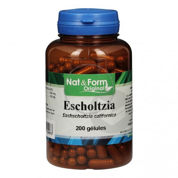 Escholtzia - 200 gélules
