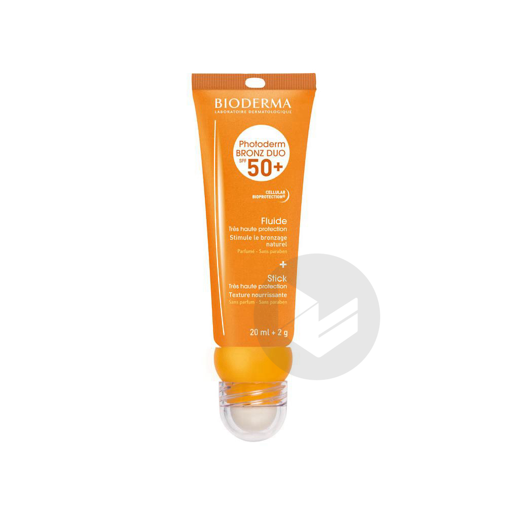 Photoderm Bronz Spf 50 Combi Creme Stick 20 Ml 2 G