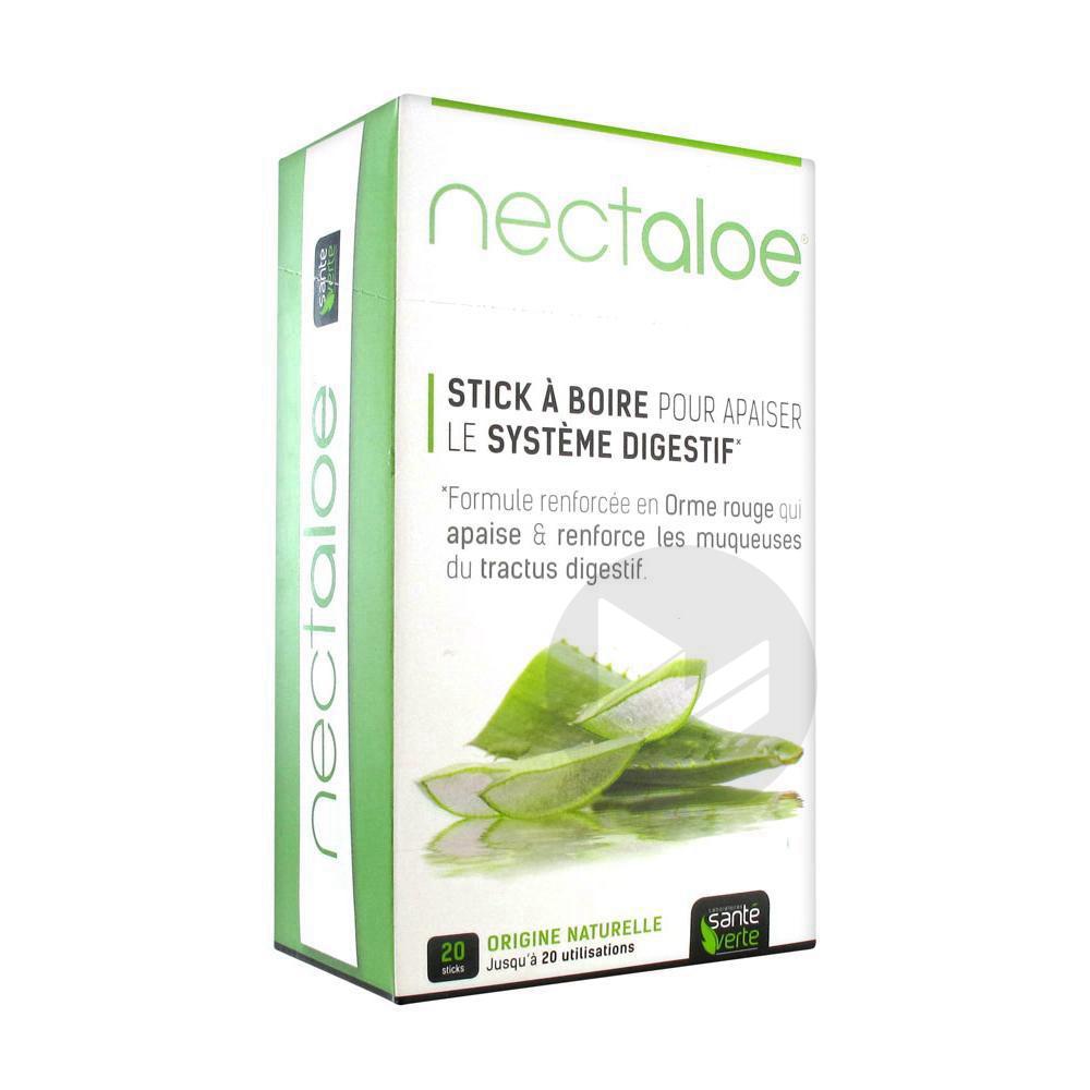 Nectaloe Boisson 14 Sticks 10 Ml