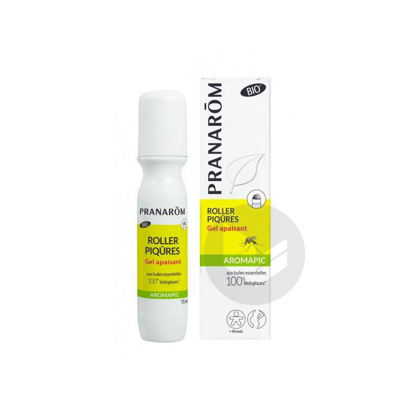 Aromapic Huile Essentielle Curative Roller 15 Ml