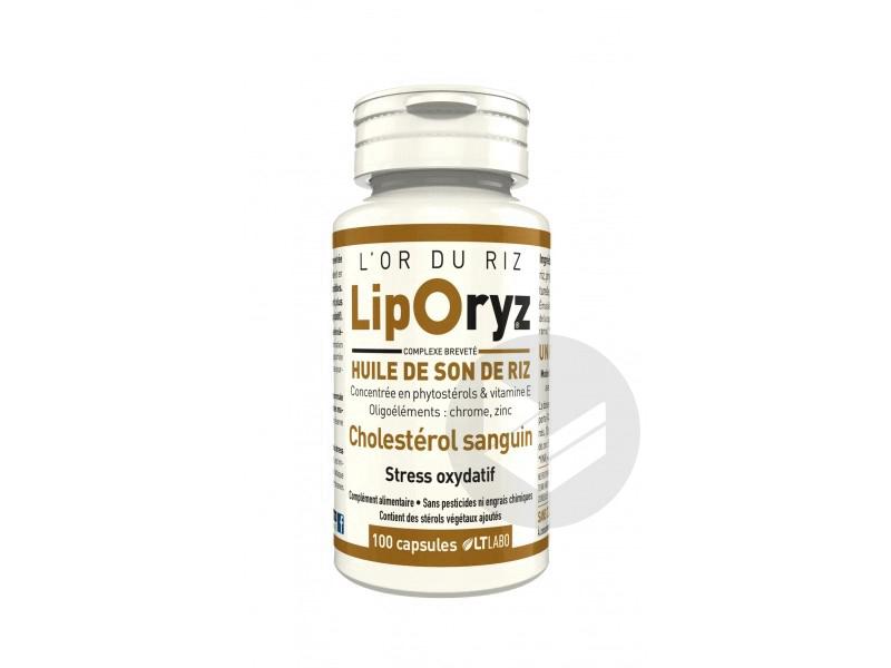 LipOryz - 100 capsules