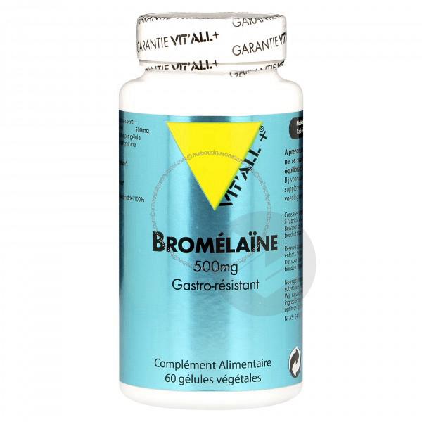 Bromelaïne 500mg - 60 Vcaps