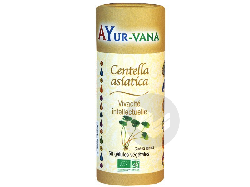 Centella Asiatica Bio - 60 gélules