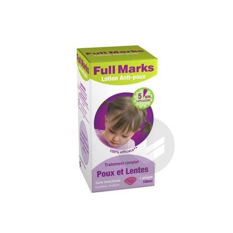 Spray Antipoux Et Lentes Fl 100 Ml Peigne
