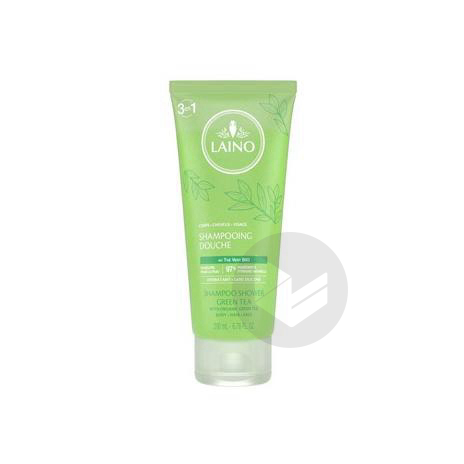 LAINO Gel douche Lot de 3