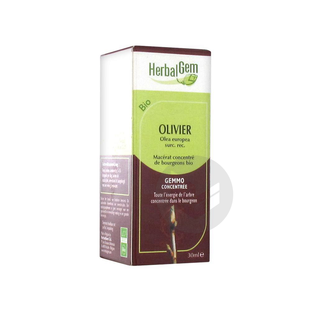 HerbalGem Bio Olivier 30 ml