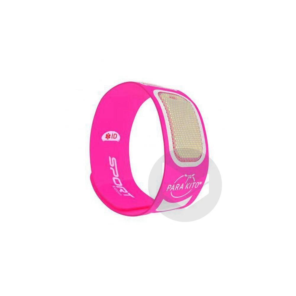 Parakito Sport Edition Bracelet Anti-Moustiques