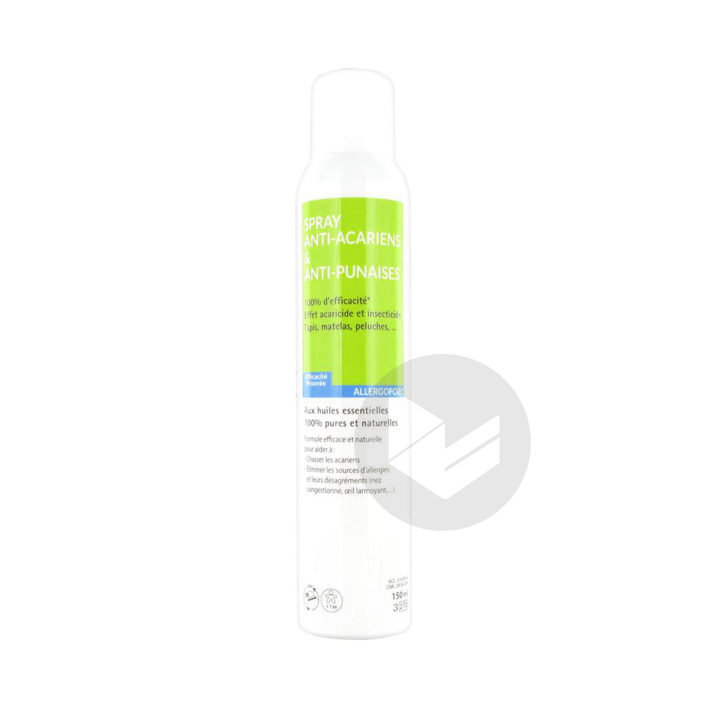 Allergoforce Spray Environnement Spray 150 Ml