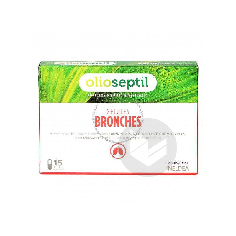 Gel Bronches B 15