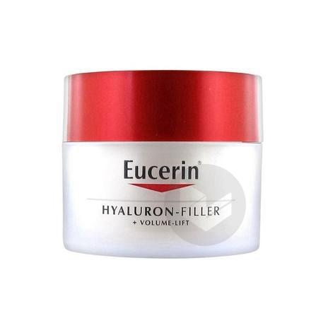 Hyaluron Filler Volume Lift Emuls Soin Jour Peau Normale A Mixte Pot 50 Ml