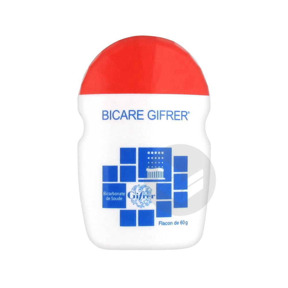 Bicare Pdr Hygiene Dentaire Fl Pdreur 60 G