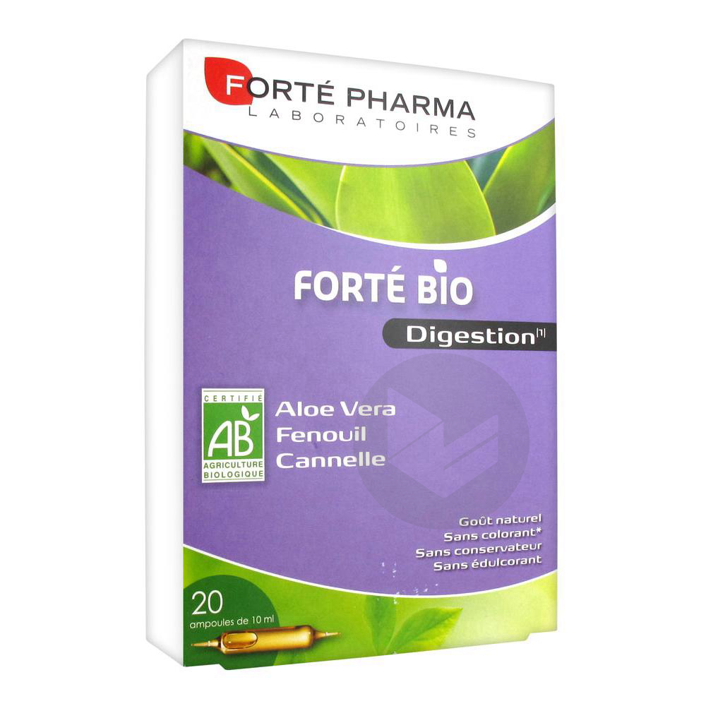FORTE BIO DIGESTION S buv 20Amp/10ml