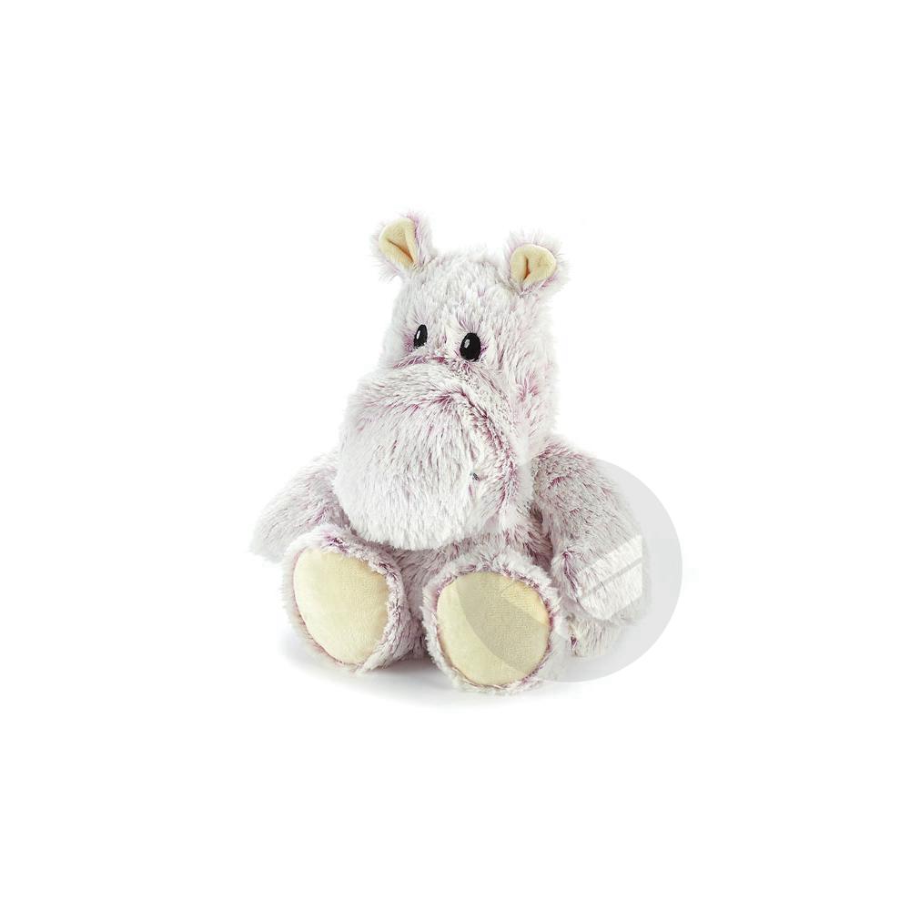 Cozy Peluches Bouillotte Dehoussable Hippopotame