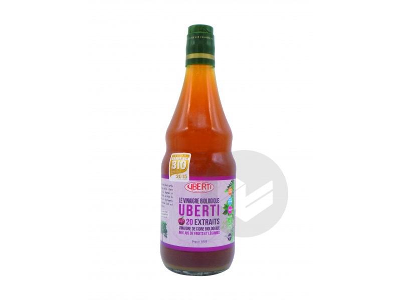 Vinaigre De Cidre Enrichi Bio 75 Cl