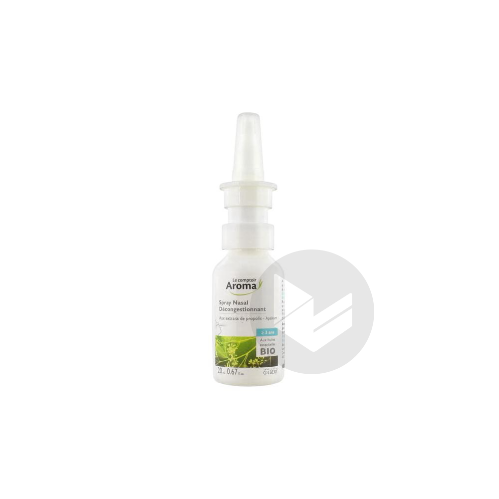 Spray Nasal Decongestionnant 20 Ml
