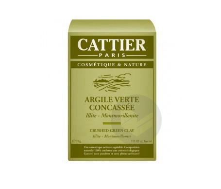 Argile Verte Concassee 3 Kg