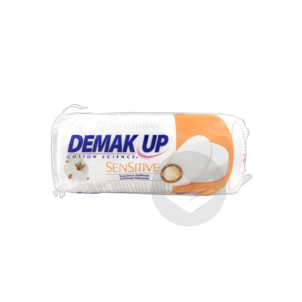 Demak Up Sensitive 48 Cotons