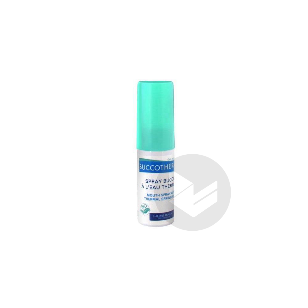 Spray Buccal A L Eau Thermale 15 Ml