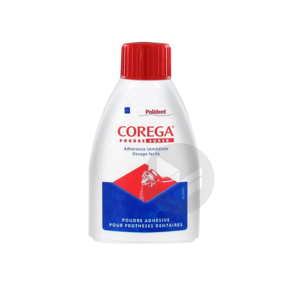 Corega Super Pdr Adhesive Fl 50 G