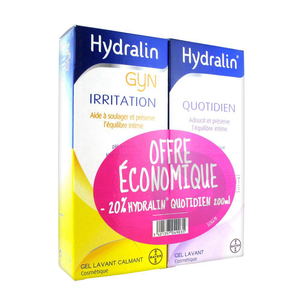 Quotidien Gel Lavant Usage Intime Fl 200 Ml Gyn Fl 200 Ml