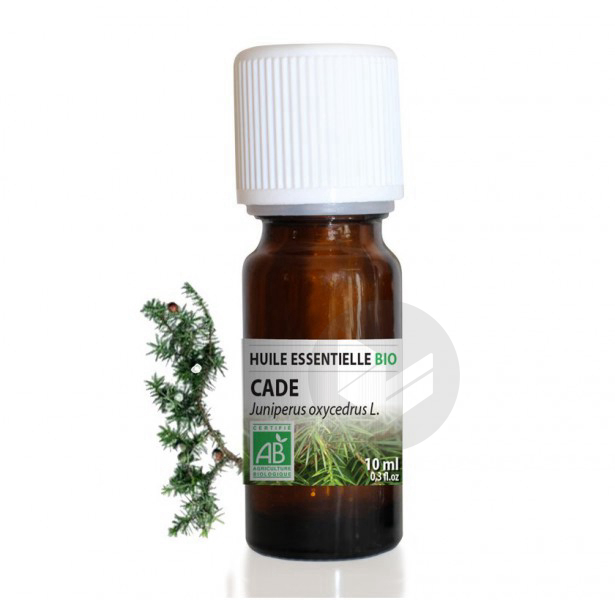 Huile essentielle Cade Bio - 10 ml