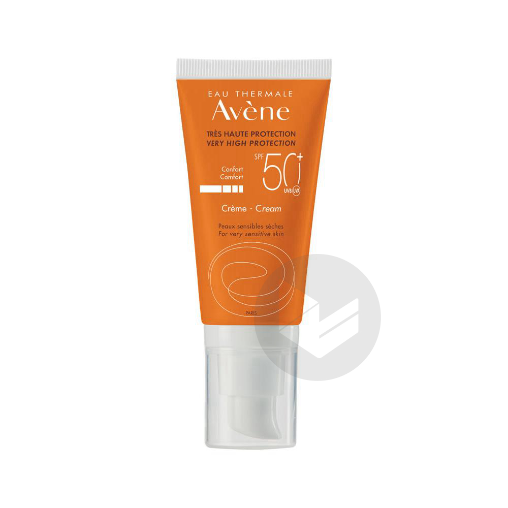 Avene Solaire Spf 50 Cr Tres Haute Protection T 50 Ml