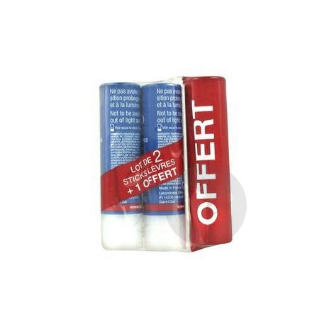LAINO HYDRATATION AU NATUREL Stick lèvres Pro intense 3Etuis/4g