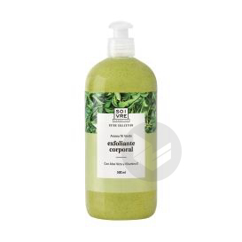 Detox Collection Gel Exfoliant Corporel Parfum The Vert 500 Ml