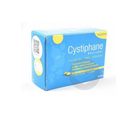 Cystiphane Cheveux Et Ongles 120 Comprimes
