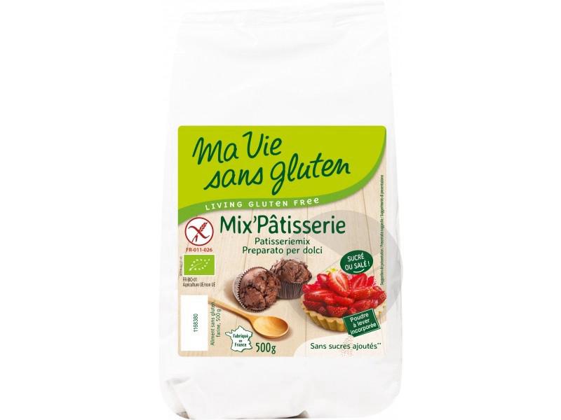 Mix pâtisserie Bio - 500 g '