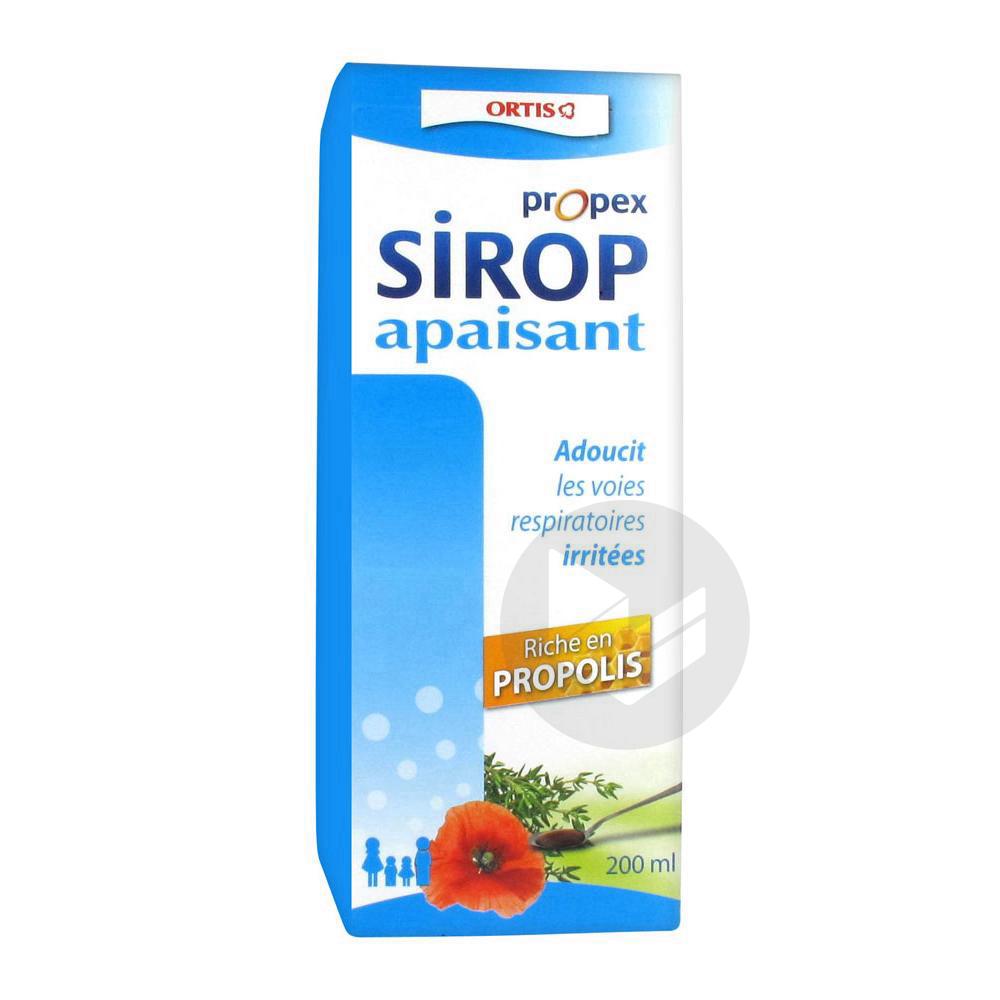 Propex Sirop Apaisant Fl 200 Ml
