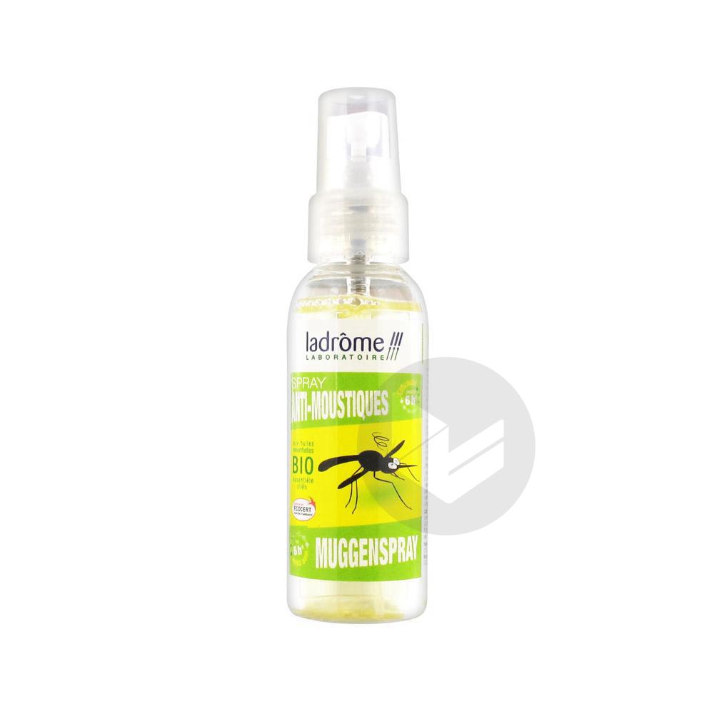 Ladrome Spray Anti Moustiques 50 Ml