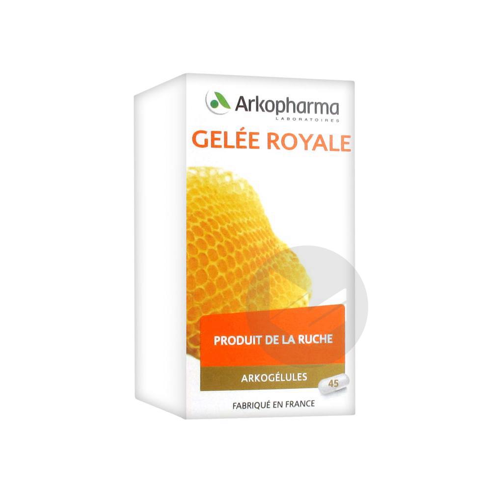 ARKOGELULES Gelée royale Gél Fl/45