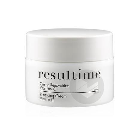 RESULTIME Cr rénovatrice Vitamine C Pot/50ml