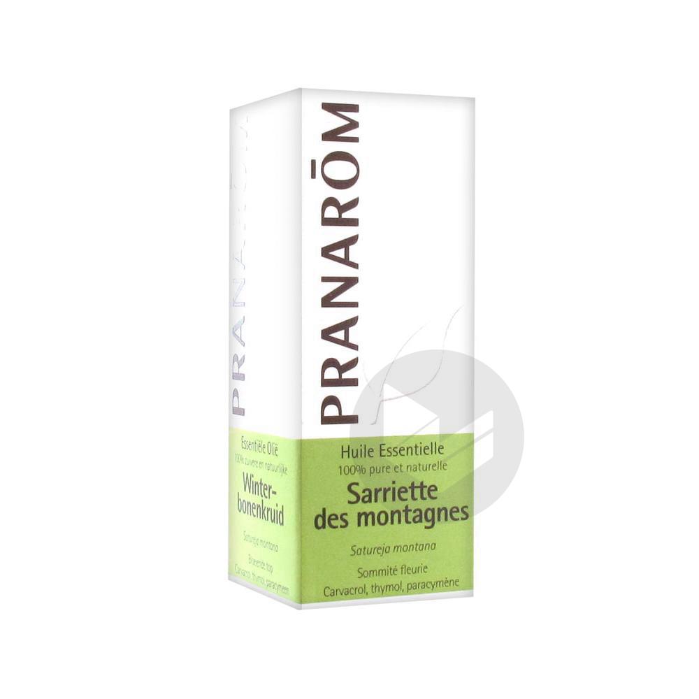 PRANAROM Huile essentielle Sarriette Fl/5ml
