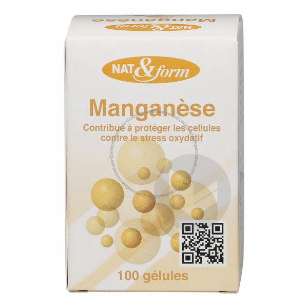 Manganese 100 Gelules
